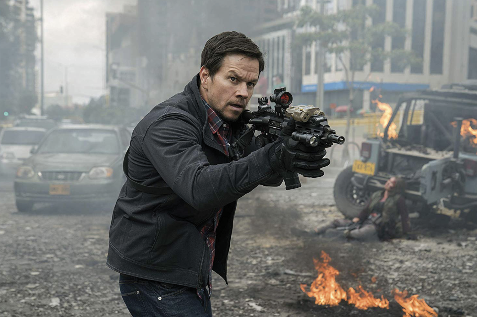 MILE 22 mit Mark Wahlberg